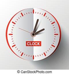 μικροβιοφορέας , κόβω , ρολόι , εικόνα , ζεσεεδ , χαρτί