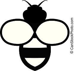 μικροβιοφορέας , μέλισσα , εικόνα