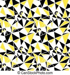 μικροβιοφορέας , μαύρο και βάφω κίτρινο , τριγωνικό σήμαντρο...