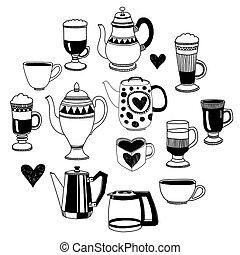 μικροβιοφορέας , μεγάλος , καφέ αναθέτω , απεικόνιση