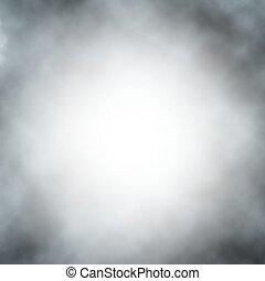 μικροβιοφορέας , ομίχλη , φόντο