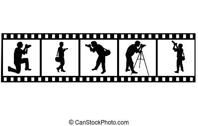 μικροβιοφορέας , περίγραμμα , photographer's