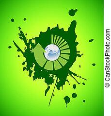 μικροβιοφορέας , περιβάλλον , γενική ιδέα