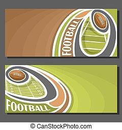 μικροβιοφορέας , σημαίες , ποδόσφαιρο , αμερικανός