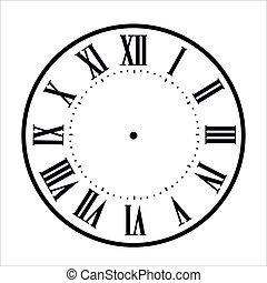μικροβιοφορέας , φόντο. , αγαθός αντικρύζω , σκιά , εικόνα , ρολόι