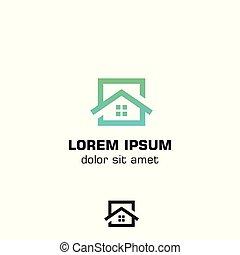 μικροβιοφορέας , φόρμα , σπίτι , ο ενσαρκώμενος λόγος του θεού , σχεδιάζω , construction.