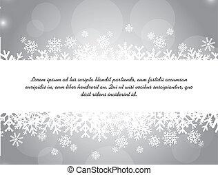 μικροβιοφορέας , χιόνι