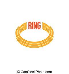 μικροβιοφορέας , χρυσός , 3d , ο ενσαρκώμενος λόγος του θεού , γαλόνι , δακτυλίδι