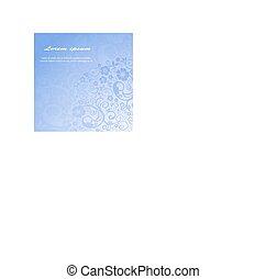 μικροβιοφορέας , όμορφος , deco , mandala