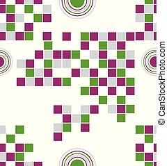 μικροβιοφορέας , seamless, φόντο , γεωμετρικός