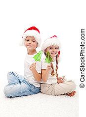 μικρόκοσμος , βέργα , γλύκισμα , xριστούγεννα