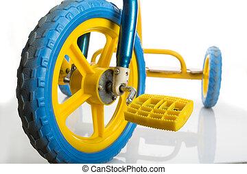 μικρόκοσμος , ποδήλατο , αναμμένος αγαθός , φόντο