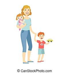 μικρός , ειδών ή πραγμάτων , σειρά , υιόs , δυο , εικόνα , μητέρα , βρέφος θήλυ πνευματικό τέκνο , ευτυχισμένος , μικρόκοσμος , τρυφερός