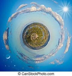 μικρός , πλανήτης