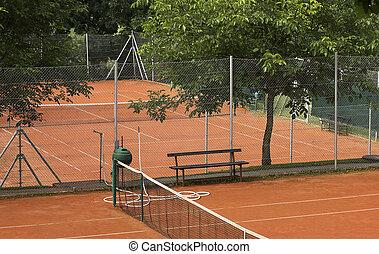 μικρό , άμμοs , τένιs , court.