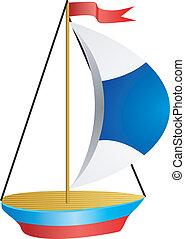 μικρό , πλοίο