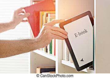 μοντέρνος , αγία γραφή , ebook, αναγνώστης