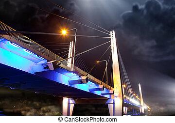 μοντέρνος , γέφυρα