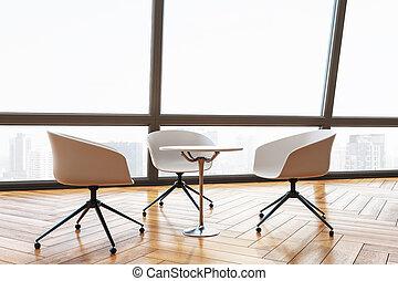μοντέρνος δωμάτιο , τρία , έδρα , αναμονή