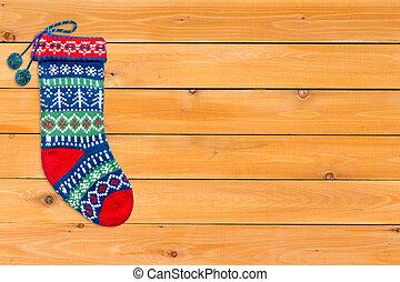 μονό , αστραφτερά μπογιά , μάλλινος , διακοπές χριστουγέννων κάλτσα