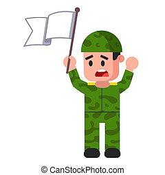μορφή , flag., καμουφλάρισμα , στρατιώτης , αγίνωτος αγαθός