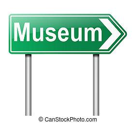 μουσείο , αναχωρώ.