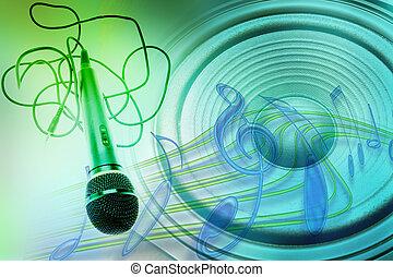 μουσική , ιδέα