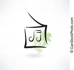 μουσική , grunge , εικόνα