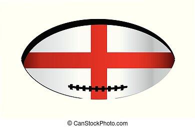 μπάλα , σημαία , αγγλία , rugby