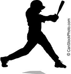 μπέηζμπολ , περίγραμμα , homerun