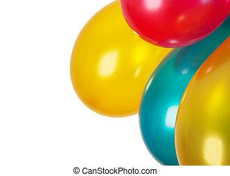 μπαλόνι , αγαθός φόντο , απομονωμένος , γραφικός