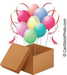 μπαλόνι , μέσα , άρθρο αγωγή