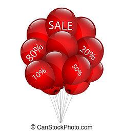 μπαλόνι , πώληση