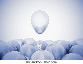 μπαλόνι , φόντο