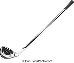 μπαστούνι , γκολφ
