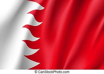 μπαχρέιν , εθνική σημαία , μικροβιοφορέας , εικόνα