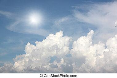μπλε , αγαθός θαμπάδα , sky.