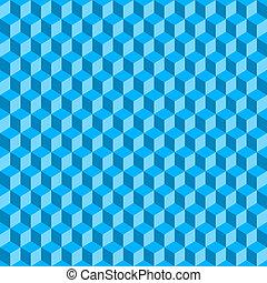 μπλε , ανάγω αριθμό στον κύβο , αφαιρώ , seamless, φόντο. , μικροβιοφορέας , 3d