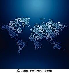 μπλε , ανθρώπινη ζωή και πείρα αντιστοιχίζω , μέσα , κυματιστός , ρυθμός , μικροβιοφορέας