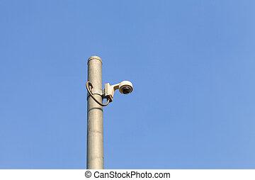 μπλε , αξίες κάμερα , ουρανόs