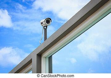 μπλε , αξίες κάμερα , ουρανόs , φόντο