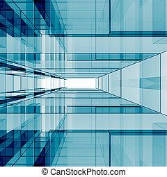 μπλε , απόδοση , κύβος , 3d