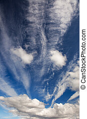 μπλε , αστραφτερός κλίμα , γραφικός , φόντο