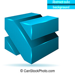 μπλε , αφαιρώ , κύβος , μικροβιοφορέας