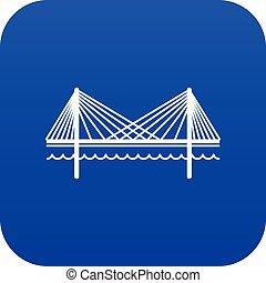 μπλε , γέφυρα , μικροβιοφορέας , εικόνα