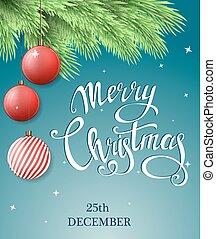 μπλε , γράμματα , νιφάδα , δέντρο , άθυρμα , απαλός , ελάτη , φόντο , παράρτημα , xριστούγεννα , handwritten