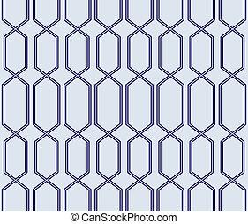 μπλε , δικτυωτό , seamless, πρότυπο