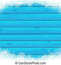 μπλε , ξύλο , xριστούγεννα , χιονόπτωση