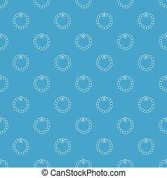 μπλε , πρότυπο , βραχιόλι , seamless, γοητευτικός , μικροβιοφορέας , gemstone