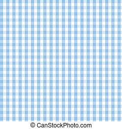 μπλε , πρότυπο , καρό ύφασμα , seamless